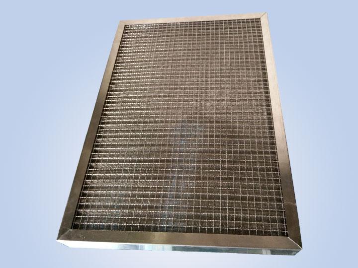 不锈钢初效空气过滤器