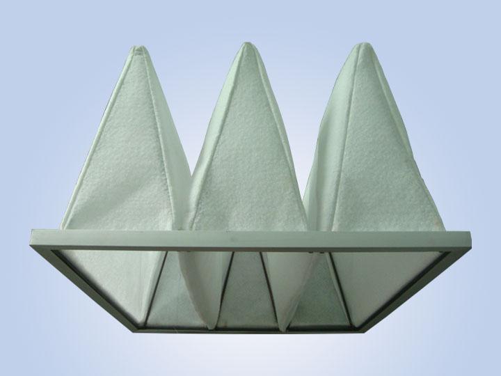 不织布袋式初效空气过滤器
