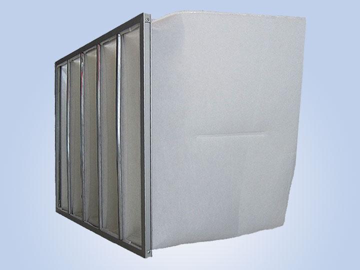 高容尘袋式初效空气过滤器