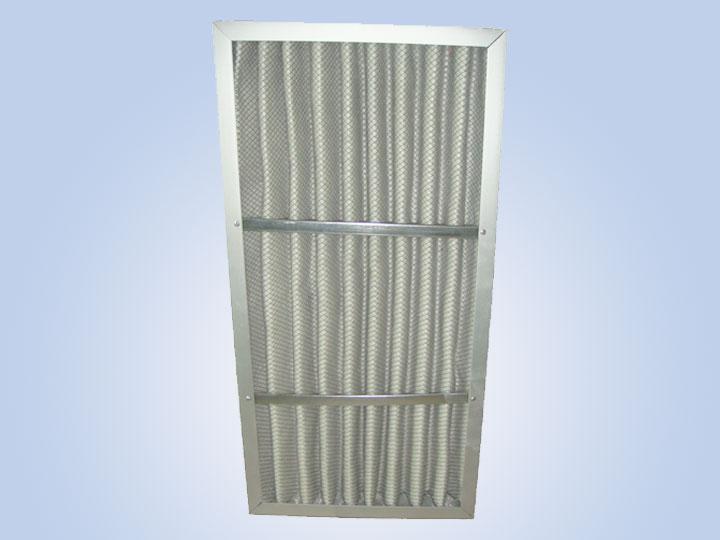 耐高温折叠初效空气过滤器