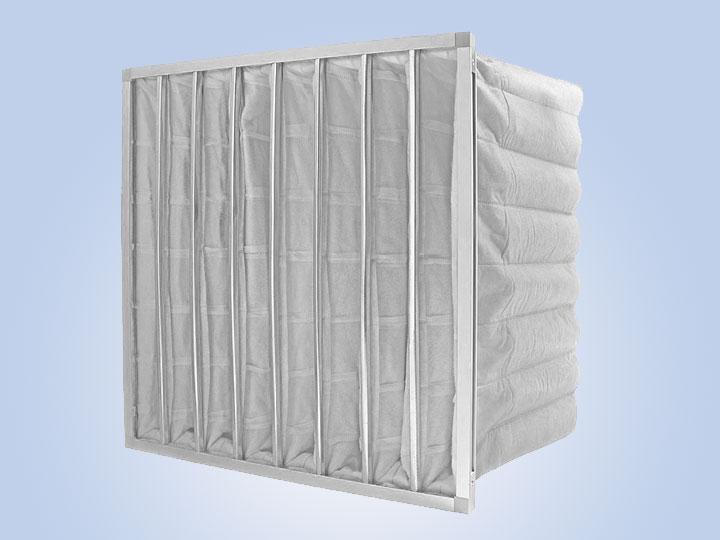 铝框袋式初效空气过滤器