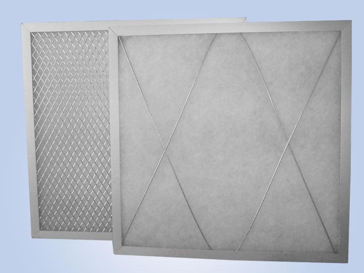 平板式初效空气过滤器