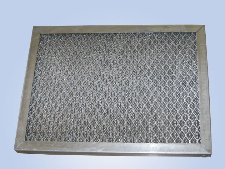 金属初效空气过滤器