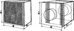 JIS Z4812-1995 放射性气溶胶用高效微粒空气过滤器