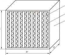 「过滤器标准」GB∕T 13554-2020 高效空气过滤器 全文免费下载