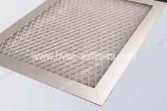 快速熟悉平板式初效空气过滤器的尺寸和特点