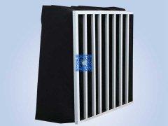 活性炭袋式过滤器(活性炭过滤器装置吸附更换周期)